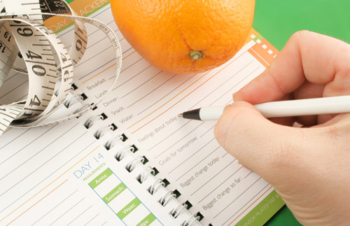 nutrition-journal-writing